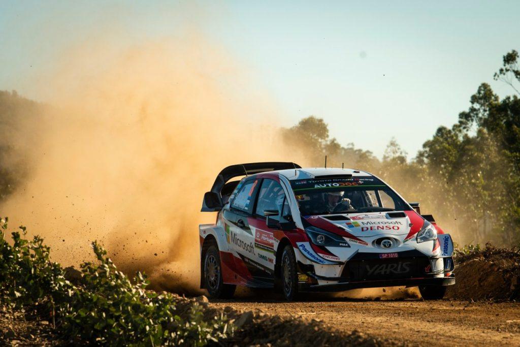 WRC | Portogallo: Tänak domina il primo giro, problemi per Sordo e Loeb