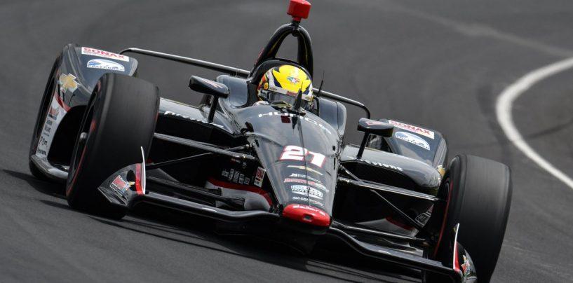 "<span class=""entry-title-primary"">Indycar | Indy 500 2019: Spencer Pigot in pole provvisoria</span> <span class=""entry-subtitle"">Tra i piloti momentaneamente esclusi figurano Hinchcliffe e Alonso</span>"