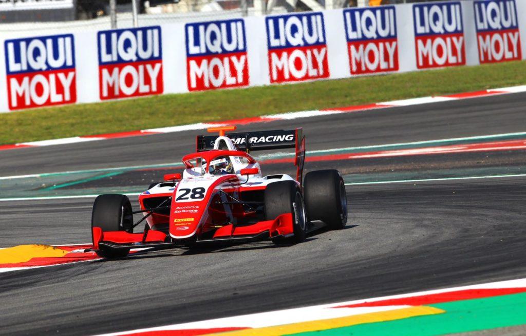 F3 | GP Spagna: Shwartzman si aggiudica la prima pole stagionale