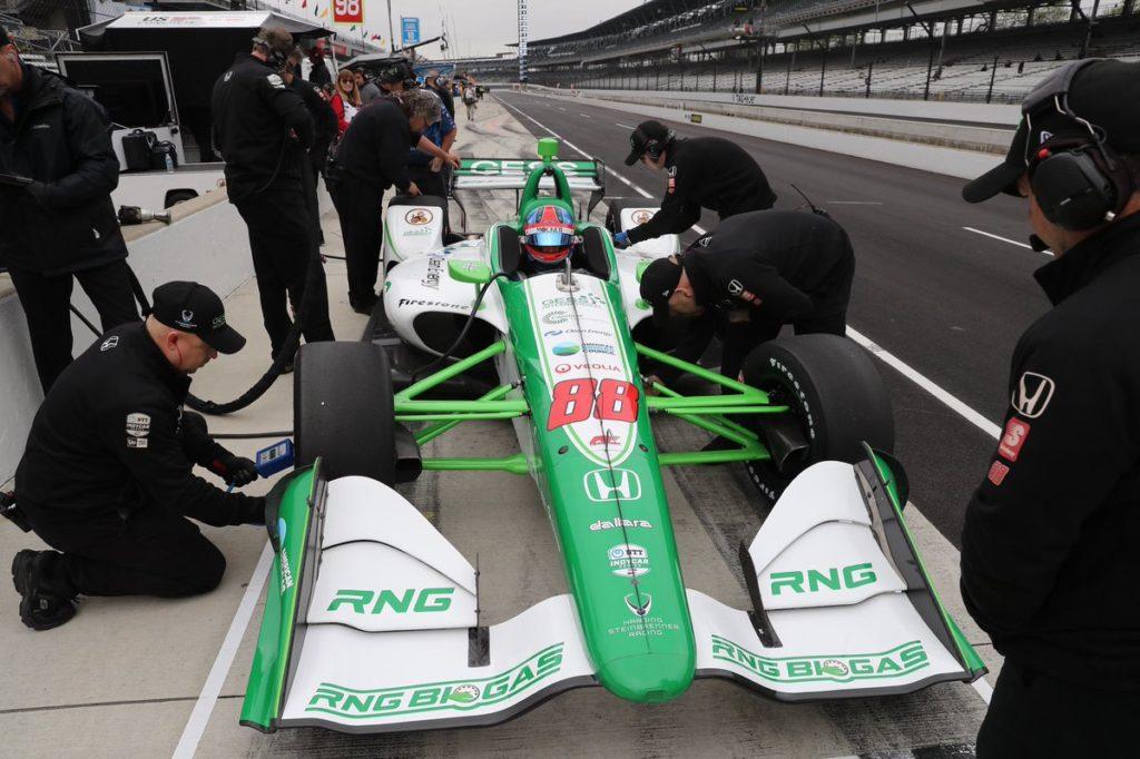 Indycar | GP Indianapolis: Nelle FP2 è Herta il più veloce