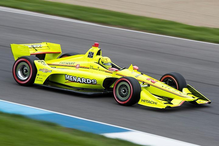 Indycar   GP Indianapolis: Pagenaud beffa Dixon e torna al successo