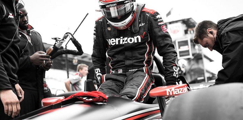 Indycar | Indy 500: Power il più veloce nel primo giorno di libere