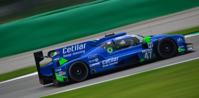 """<span class=""""entry-title-primary"""">Svelata nei test di Monza la Dallara 2019 di Cetilar Racing</span> <span class=""""entry-subtitle"""">Primi chilometri per Roberto Lacorte, Giorgio Sernagiotto ed Andrea Belicchi</span>"""
