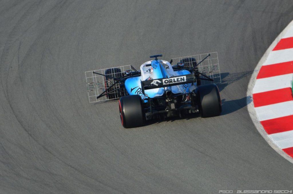F1 | Test Barcellona, le line-up dei team