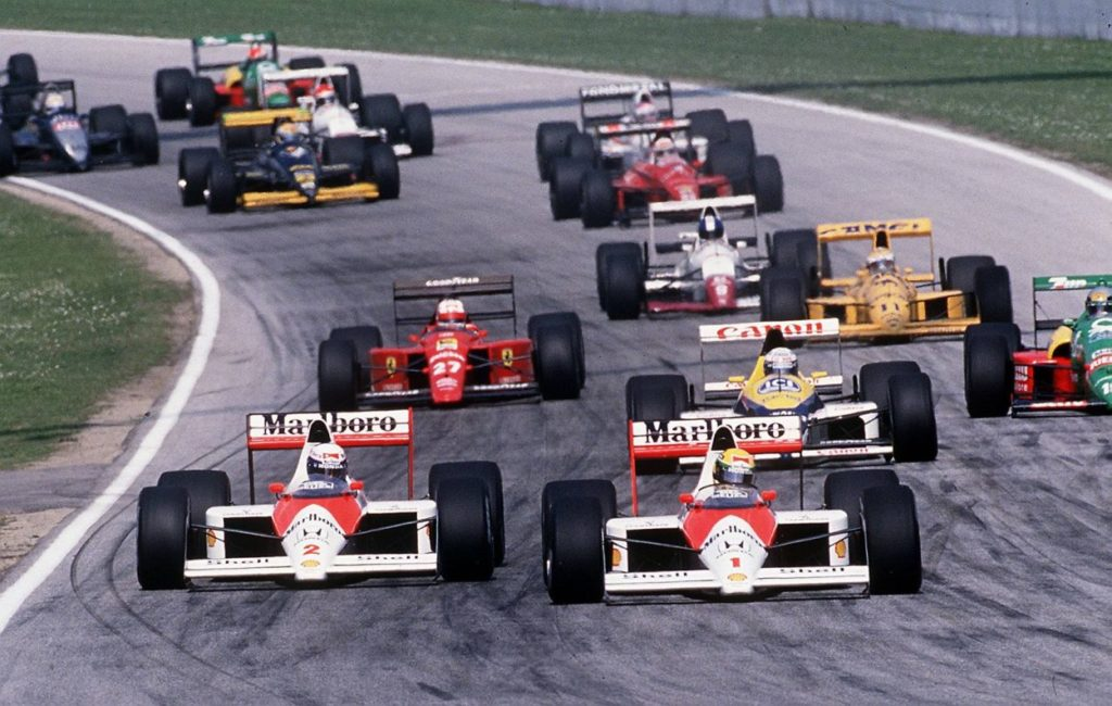 Test Imola 1989: ecco quanto pagava la McLaren