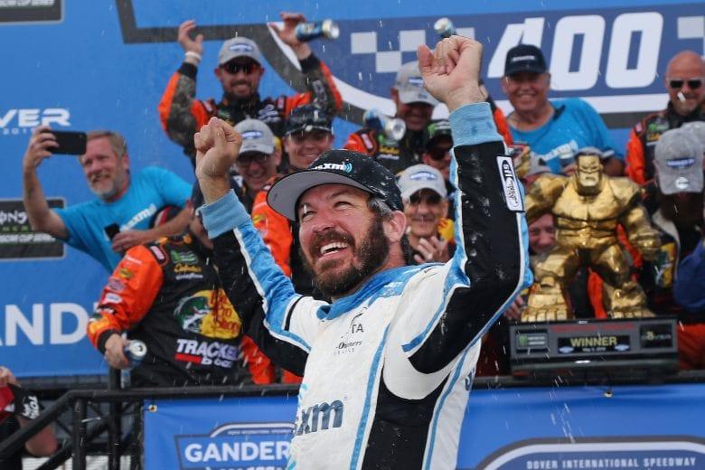 NASCAR | Truex