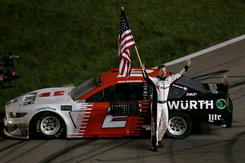 NASCAR | Vittoria inaspettata per Keselowski in Kansas!
