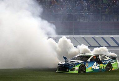 NASCAR | Larson ritorna alla vittoria alla All-Star Race!