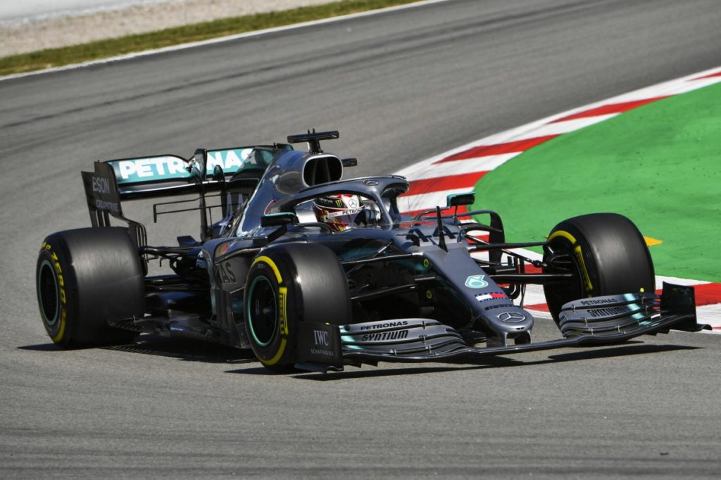F1 | GP Spagna, FP3: Hamilton traccia un solco di mezzo secondo