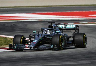F1 | Test Barcellona, Mazepin il più veloce nel Day 2 con la Mercedes