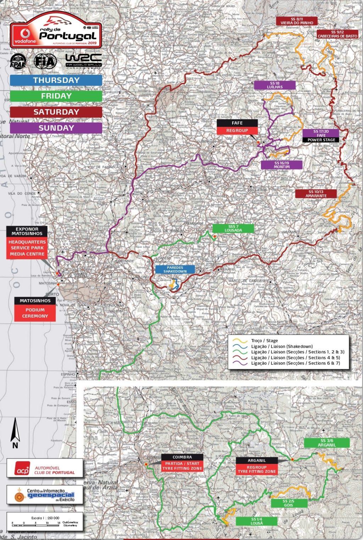 WRC | Rally del Portogallo 2019 - Anteprima 1