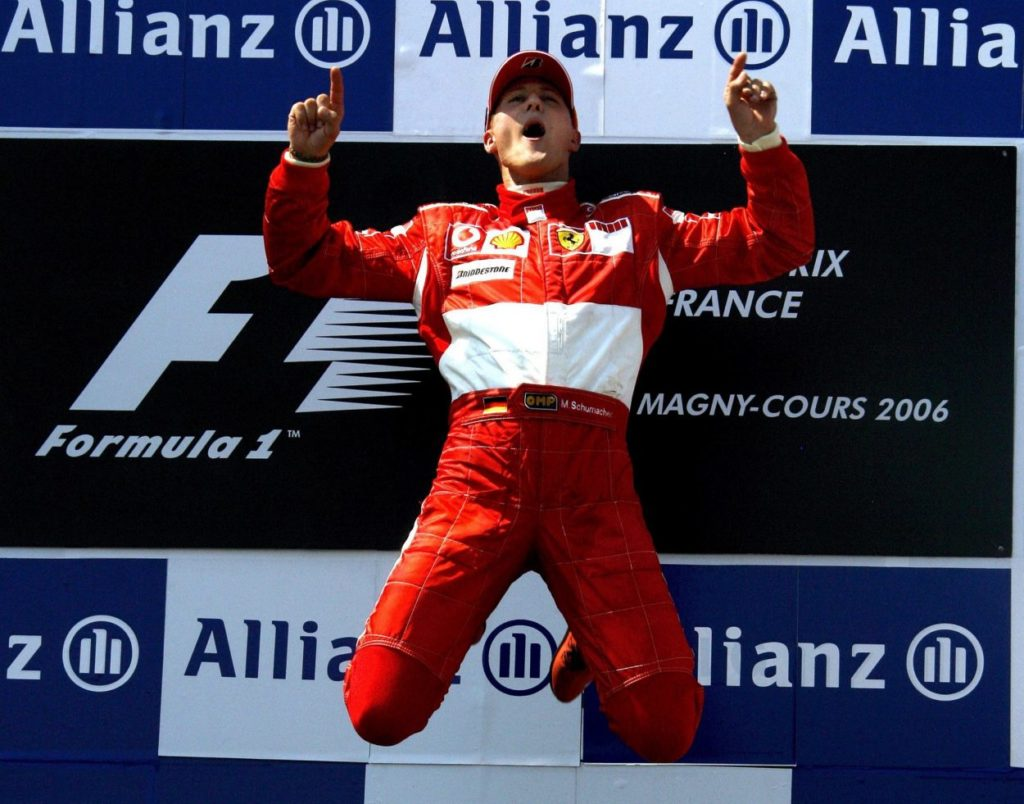 F1 | In arrivo a fine anno 'Schumacher', docufilm sul 7 volte Campione