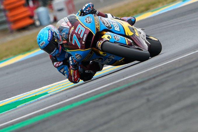 Moto2   GP Francia: Álex Márquez pone fine al suo digiuno