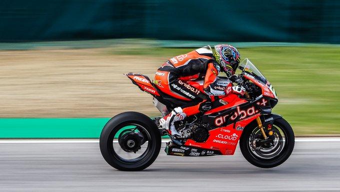 SBK | GP Italia: Davies strappa la Superpole a Rea, Bautista terzo a nove decimi