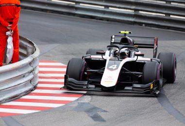 F2 | GP Monaco: de Vries domina la feature race, Ghiotto secondo