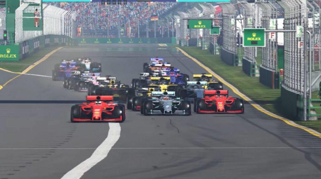 F1 | F1 2019: ecco il primo trailer ufficiale