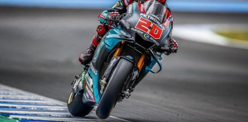 "<span class=""entry-title-primary"">MotoGP | GP Francia 2019, sintesi warm-up</span> <span class=""entry-subtitle"">Brillano le Yamaha, ancora bene Pol Espargaró. Caduta di Viñales nel finale</span>"