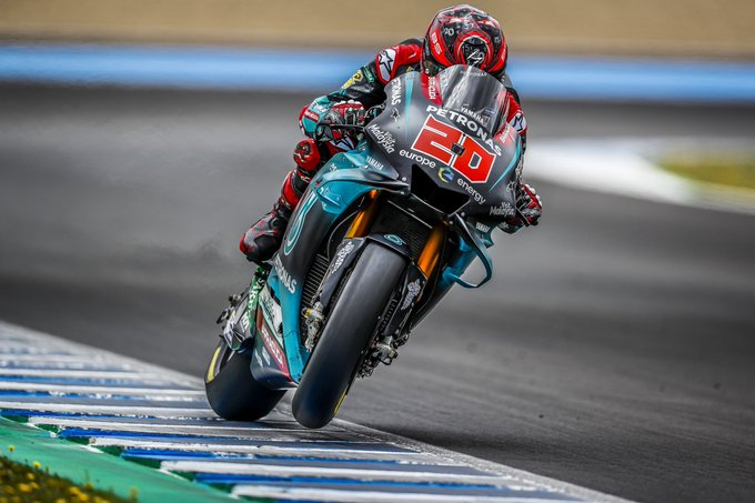 MotoGP | GP Francia 2019, sintesi warm-up