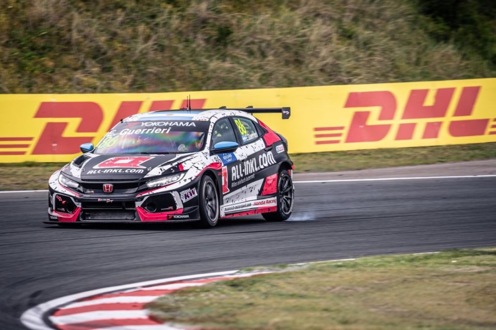 WTCR | Zandvoort: Guerrieri vince gara-2 e allunga in classifica