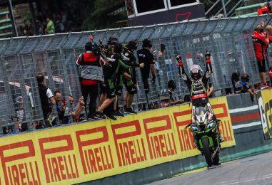 SBK | GP Italia: Gara sprint a Jonathan Rea, gara-2 cancellata per il maltempo