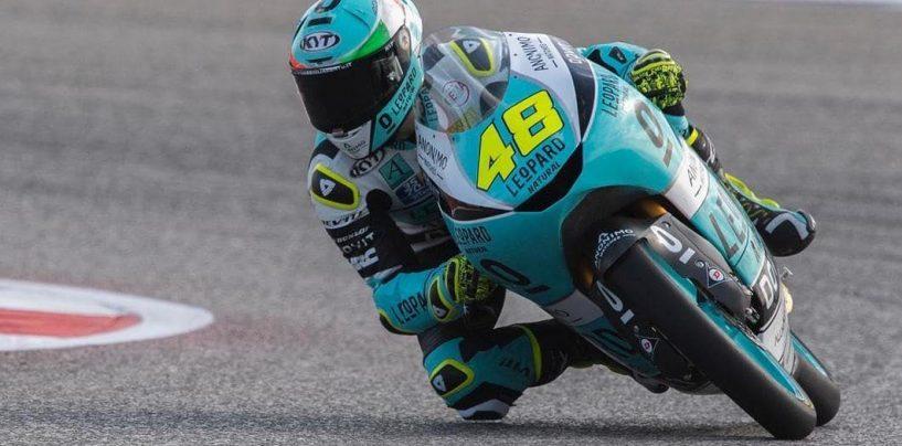 """<span class=""""entry-title-primary"""">Moto3   GP Spagna: Lorenzo Dalla Porta in pole position a Jerez</span> <span class=""""entry-subtitle"""">Quattro italiani nelle prime sei posizioni. Antonelli spreca ed è in seconda fila, Masia 15°</span>"""