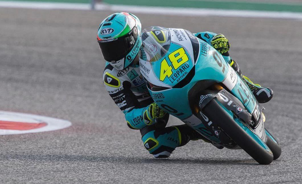 Moto3 | GP Spagna: Lorenzo Dalla Porta in pole position a Jerez
