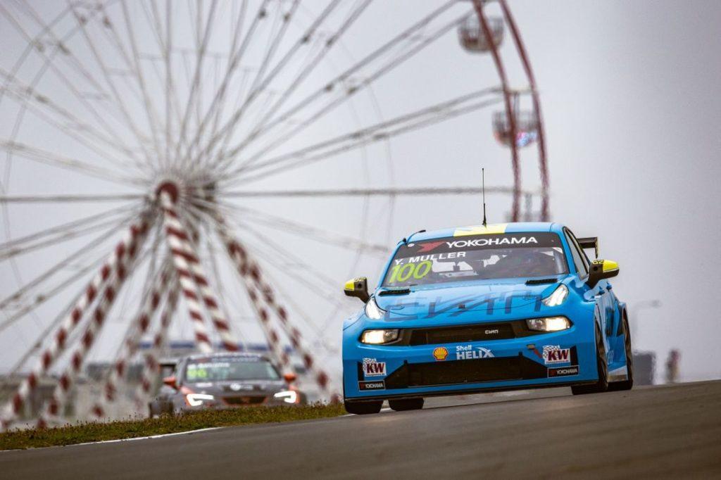 WTCR | Zandvoort: nuovo dominio targato Lynk, Muller in pole position