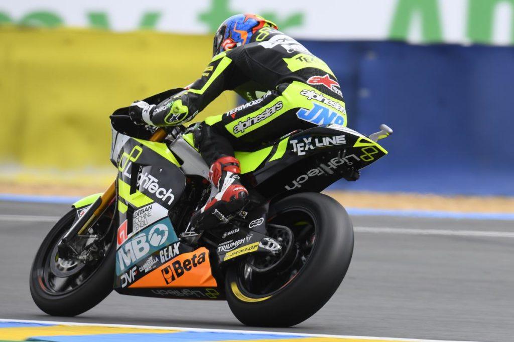 Moto2 | GP Francia: Jorge Navarro di nuovo in pole a Le Mans