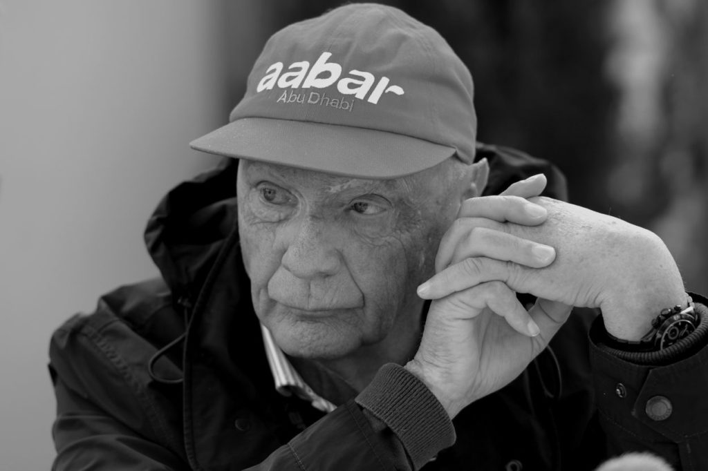 F1 | Addio a Niki Lauda