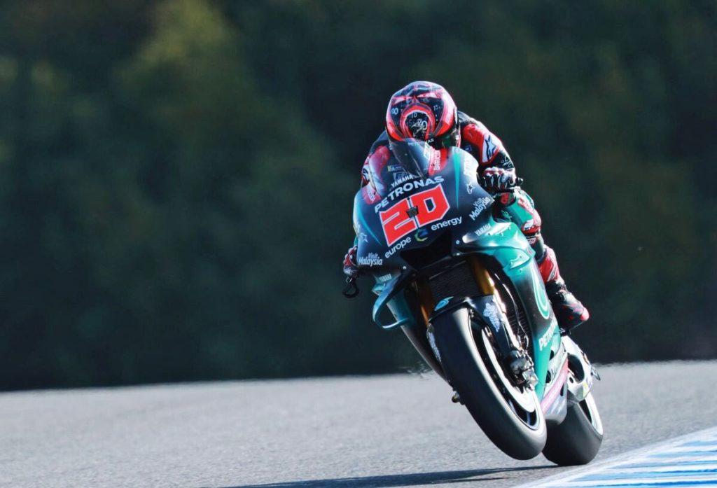 MotoGP   GP Spagna: doppietta Petronas nelle qualifiche, Quartararo davanti a Morbidelli