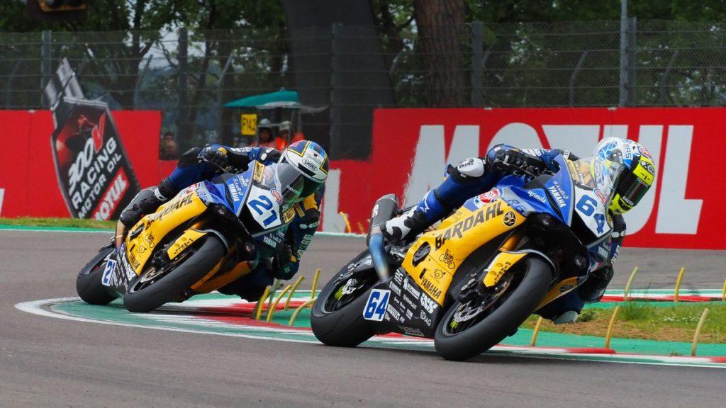 GP Italia, SSP600: Krummenacher beffa all'ultimo giro Caricasulo