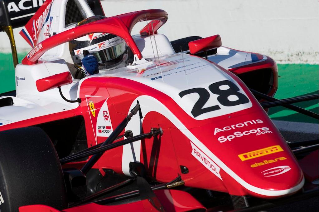 F3 | GP Spagna, Shwartzman vince dopo la penalità per Lundgaard