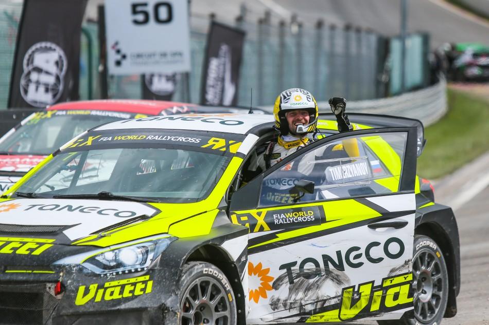 WRX | Benelux: Timerzyanov si sblocca e vince la sua prima gara
