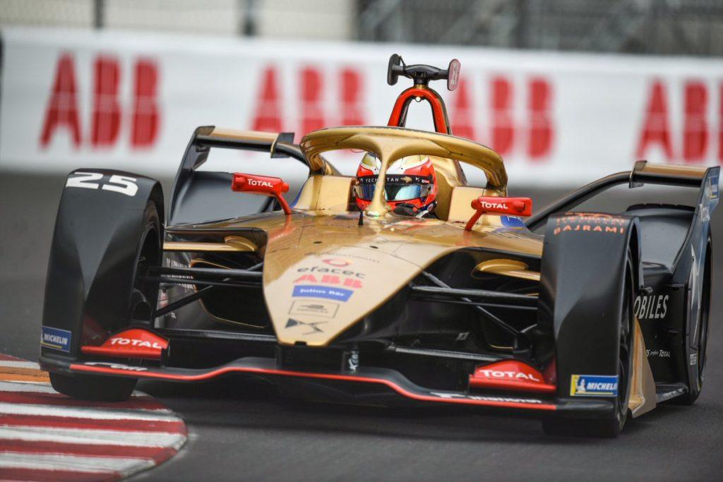 Formula E   Montecarlo: Vergne eredita la pole di Rowland