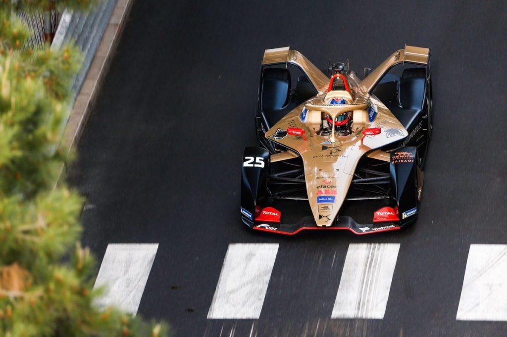 Formula E   Montecarlo: Vergne chiude la striscia di vincitori e passa in testa alla classifica