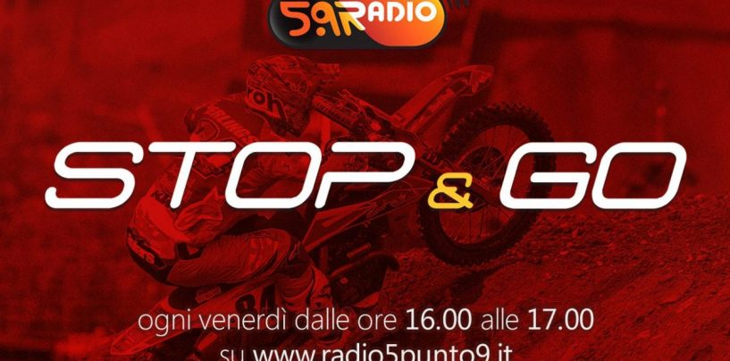 """<span class=""""entry-title-primary"""">""""Stop&Go"""" live venerdì 7 giugno alle ore 16:00 su Radio 5.9</span> <span class=""""entry-subtitle"""">La trasmissione di P300 in diretta fino alle 17</span>"""
