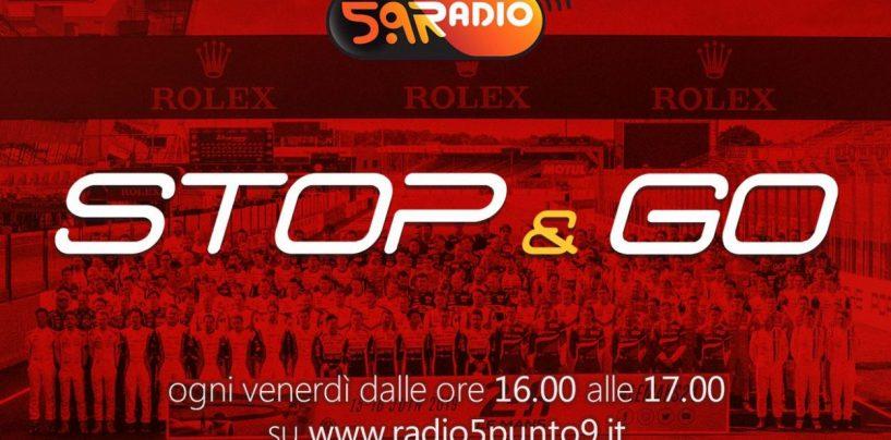 """<span class=""""entry-title-primary"""">""""Stop&Go"""" live venerdì 14 giugno alle ore 16:00 su Radio 5.9</span> <span class=""""entry-subtitle"""">La trasmissione di P300 in diretta fino alle 17</span>"""