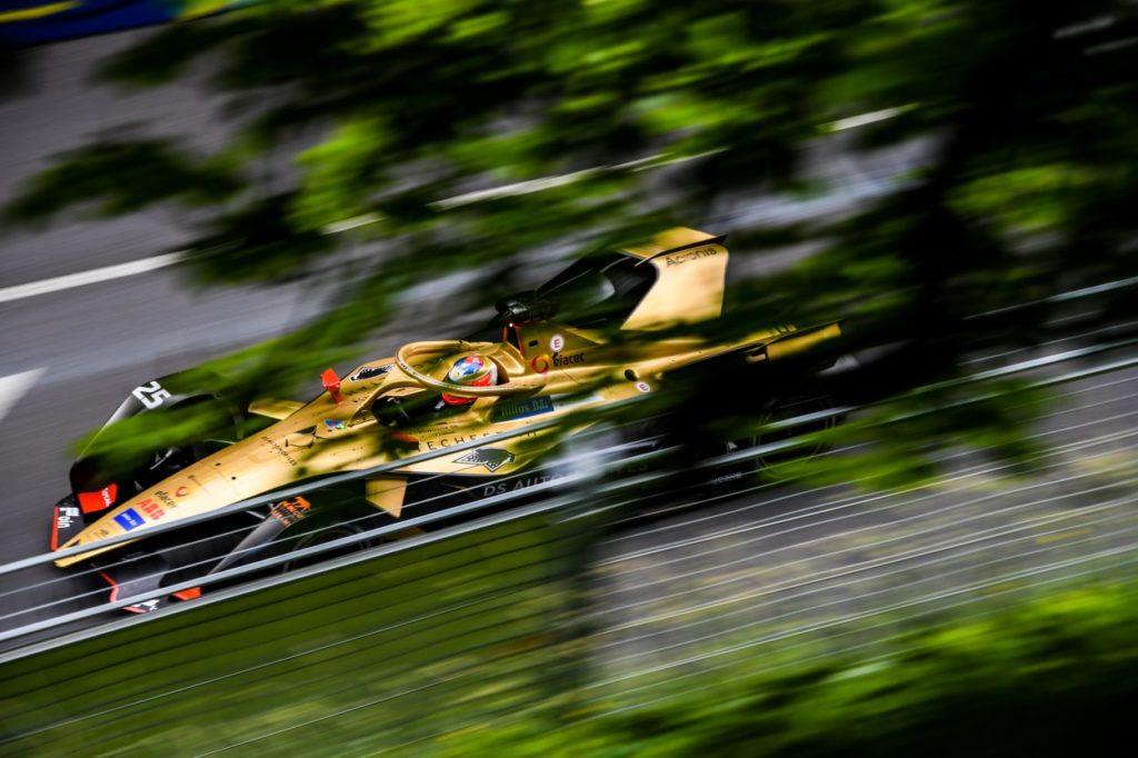 Formula E   Berna: pole stratosferica per Jean-Éric Vergne