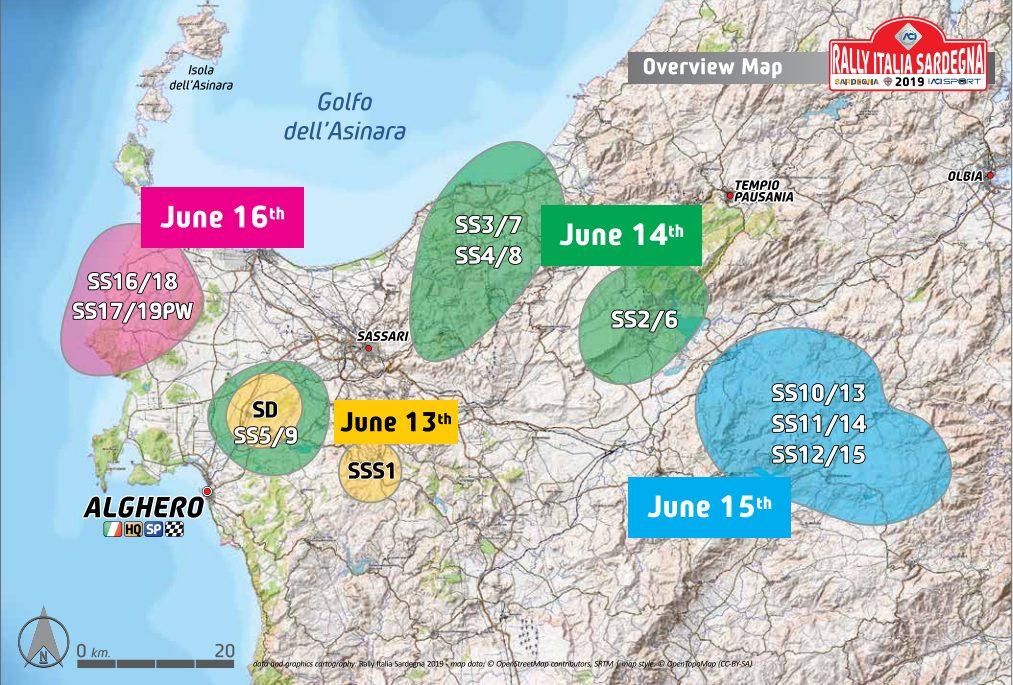 WRC | Rally di Sardegna 2019 - Anteprima 1