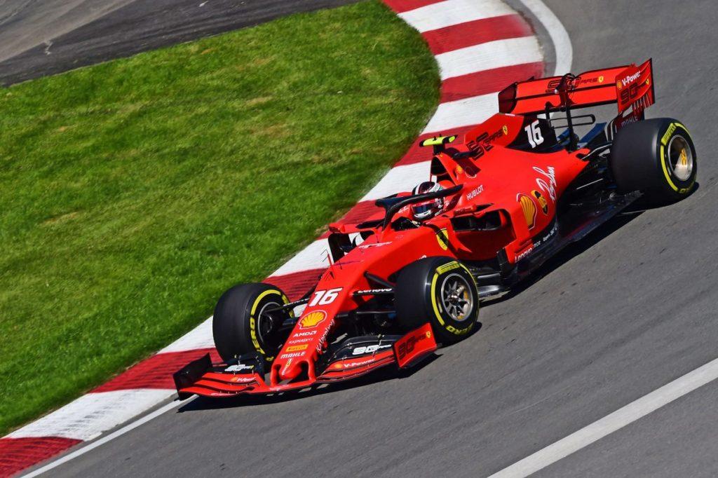 F1 | GP Canada, FP2: le Ferrari di Leclerc e Vettel al comando