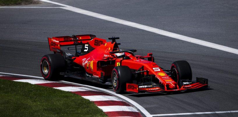 "<span class=""entry-title-primary"">F1 | GP Canada, FP3: ancora Ferrari davanti con Sebastian Vettel</span> <span class=""entry-subtitle"">Il tedesco precede Leclerc, Hamilton e Bottas</span>"