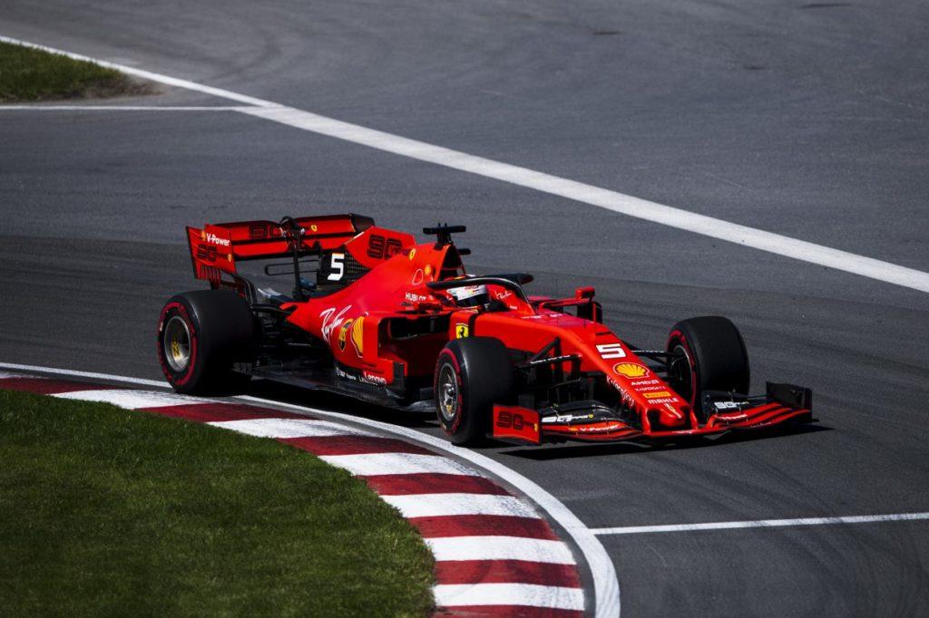 F1   GP Canada, FP3: ancora Ferrari davanti con Sebastian Vettel