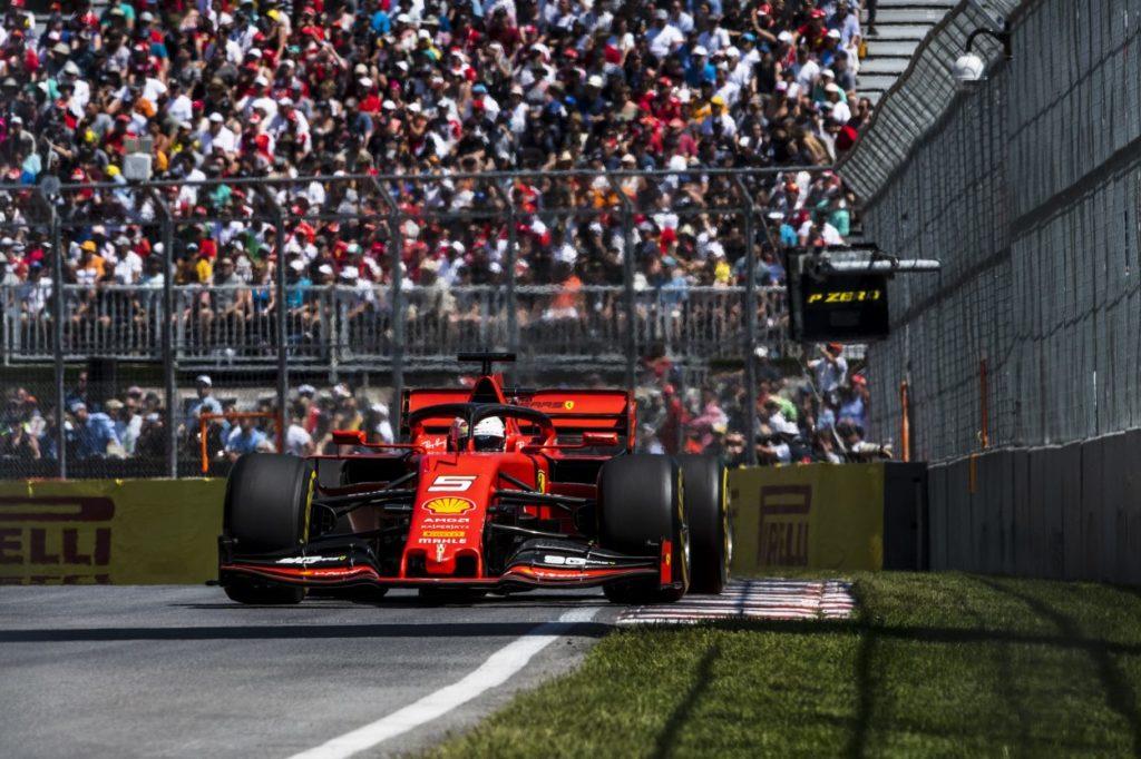 F1   GP Canada, Ferrari rinuncia all'appello ma prepara nuove prove