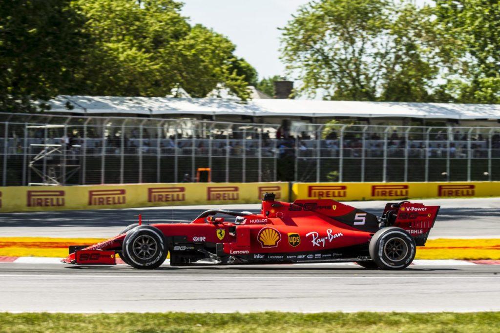 F1   GP Canada, Ferrari ha presentato richiesta di revisione del caso alla FIA