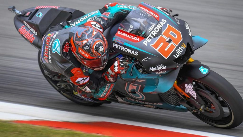 MotoGP | GP Catalunya 2019, sintesi del warm-up