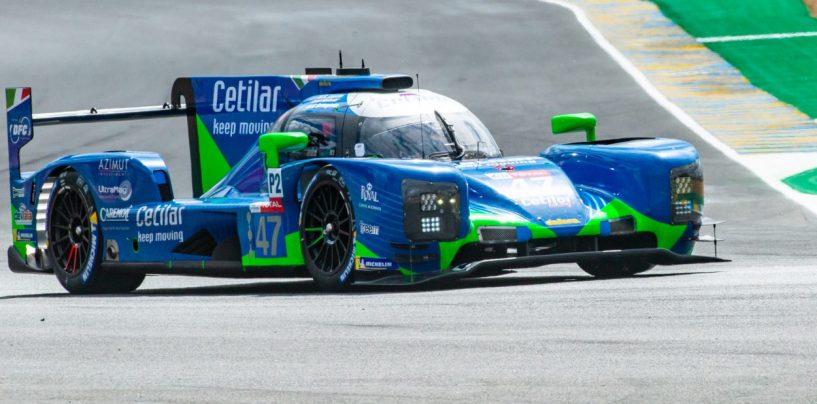 """<span class=""""entry-title-primary"""">24 ore di Le Mans: inizio positivo per Cetilar Racing e la #47</span> <span class=""""entry-subtitle"""">La Dallara di Lacorte, Sernagiotto e Belicchi 13a in LMP2 dopo le prime qualifiche</span>"""