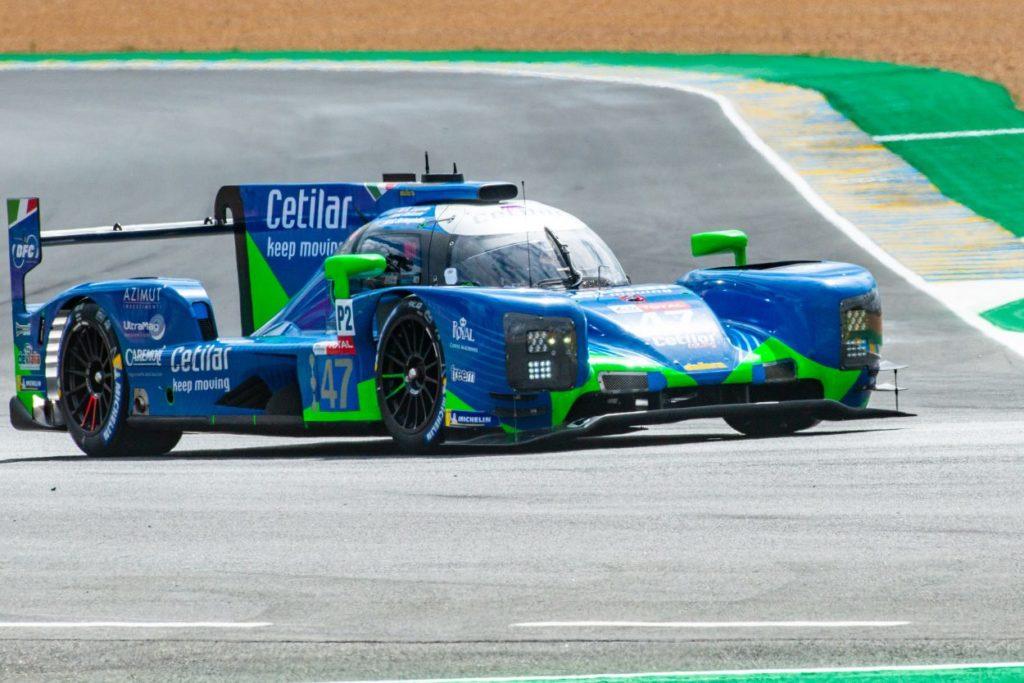 24 ore di Le Mans: inizio positivo per Cetilar Racing e la #47
