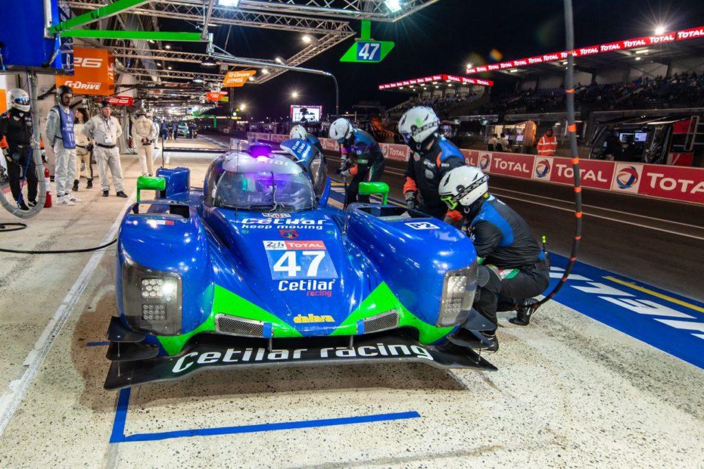 Le Mans: qualifiche in ottica gara per Cetilar Racing e la #47