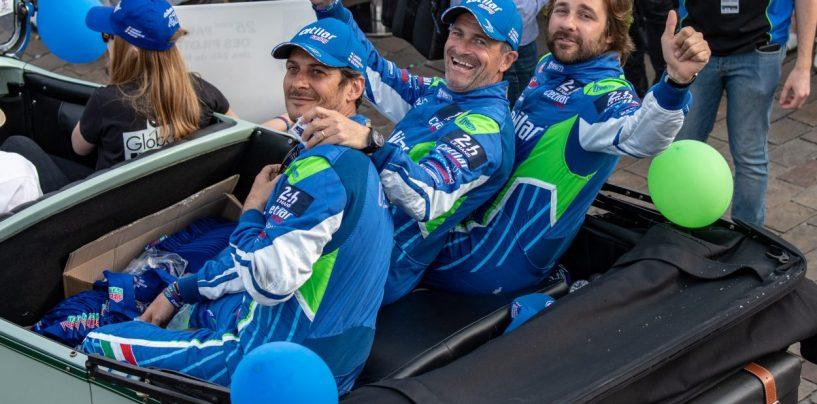 """<span class=""""entry-title-primary"""">Le Mans: alle 15:00 scatta la terza 24 ore per Cetilar Racing</span> <span class=""""entry-subtitle"""">Tutto pronto per Lacorte, Sernagiotto e Belicchi insieme alla Dallara #47</span>"""