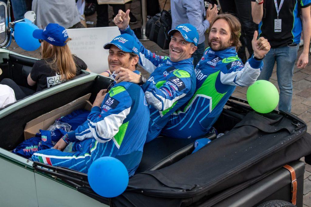 Le Mans: alle 15:00 scatta la terza 24 ore per Cetilar Racing